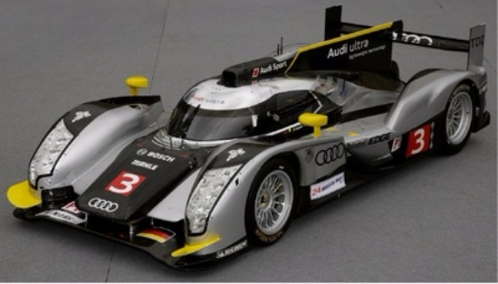 Slot.it SICA24C Audi R18 TDI 24h Le Mans '11
