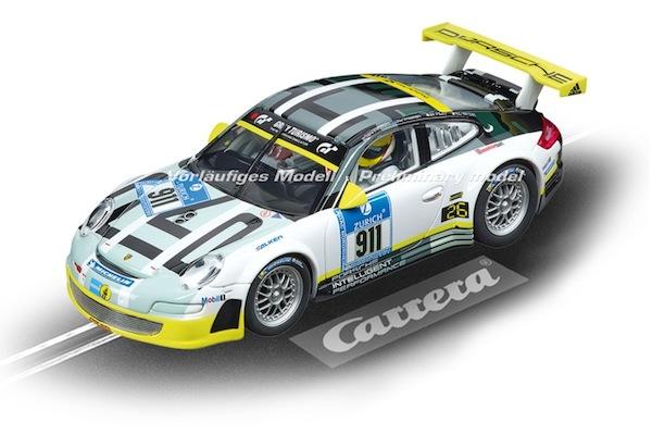 """Carrera 30780 Porsche GT3 RSR """"Manthey Racing, No.911"""" D132"""