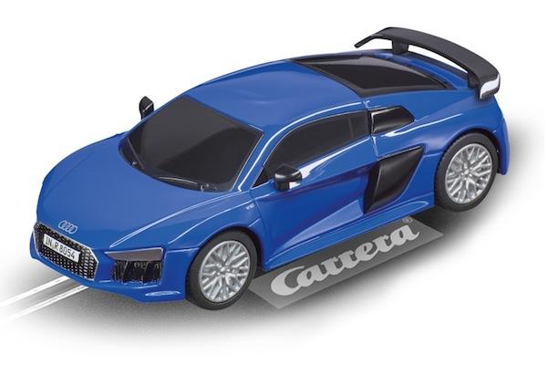 Carrera 41395 Audi R8 V10 Plus (blue) Digital 143