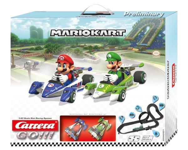 Carrera 62431 Mario Kart™ 1/43 scale set