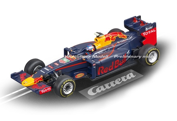 "Carrera 64087 Red Bull Racing TAG Heuer RB ""M.Verstappen, No.33"""