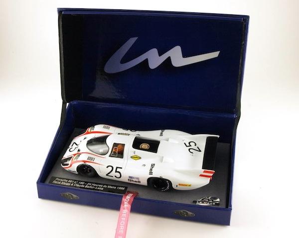 Le Mans Miniatures LMM-132070/25M Porsche 917 LH no.25, Le Mans 1970 retired 18th hour