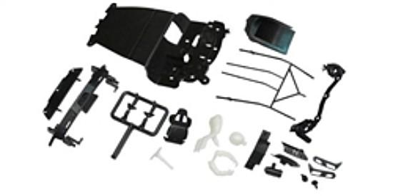 NSR1497 Chevrolet Corvette C7R Interior Components