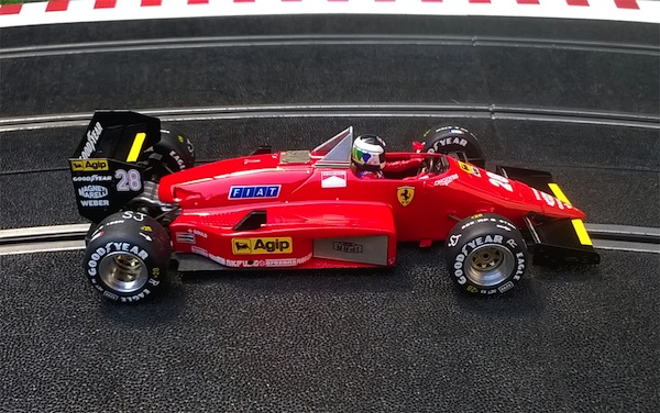 Ostorero ODG197 Ferrari 156/85 no. 28 GP Canada 1985 RTR—PRE-ORDER NOW!