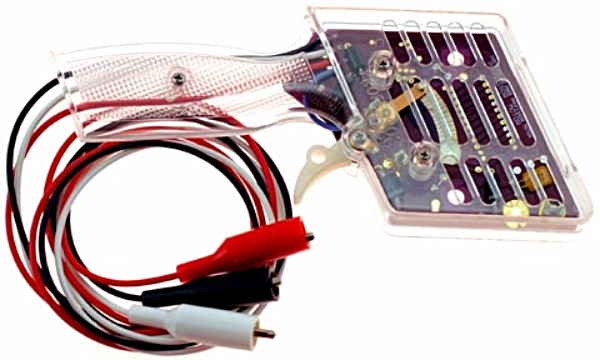PMTR2134 35 Ohm Resistor Controller w/Alligator Clips