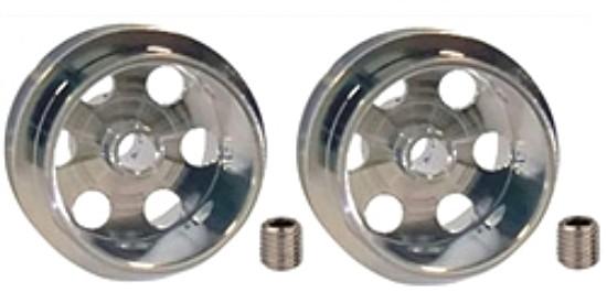 Professor Motor PMTR8015 1/32 GT Wheels for 3/32″ axle 16.9 x 8.5mm
