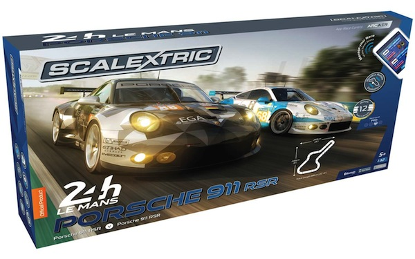 Scalextric C1359 ARC Air 24h Le Mans Set – Porsche 911 RSR