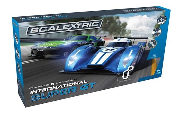 Scalextric C1369 International Super GT Set