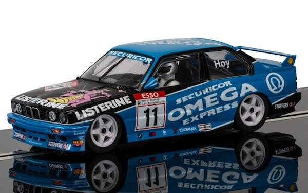 Scalextric C3866 BMW M3 E30, Will Hoy