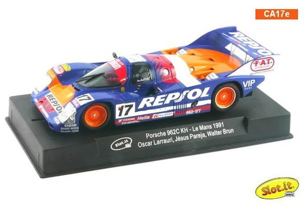Slot It SICA17E Porsche 962C KH n.17 'REPSOL'