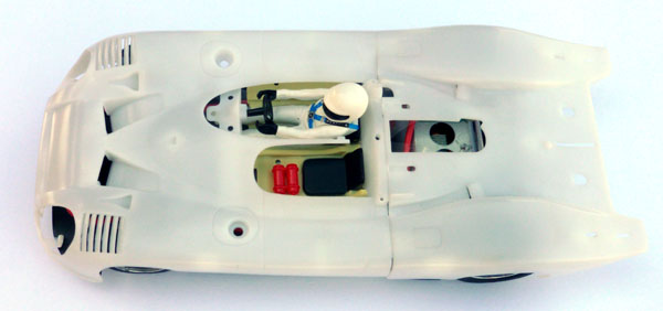 Slot It SICA37Z Matra-Simca MS 670B – white Kit