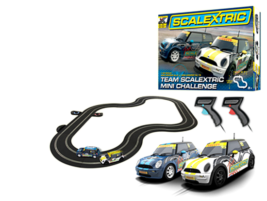 Scalextric C1320T Sport – Mini Challenge Set