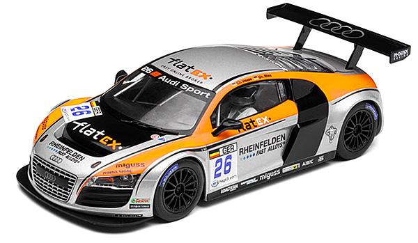 Scalextric C3060 Audi R8 LMS GT3