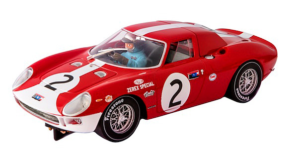 Fly 053109 Ferrari 250 LM, Road America 500, 1964, drivers Walt Hansegen/Augie Pabst (C)