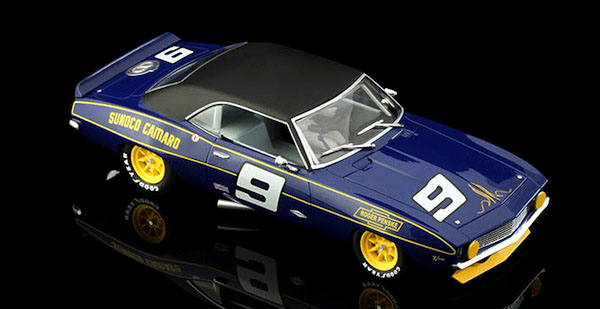 ScaleRacing/BRM069 1:24th scale Penske Camaro #9—PRE-ORDER NOW!