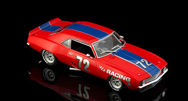 ScaleRacing/BRM071 1:24th scale VR Racing Camaro #72—PRE-ORDER NOW!