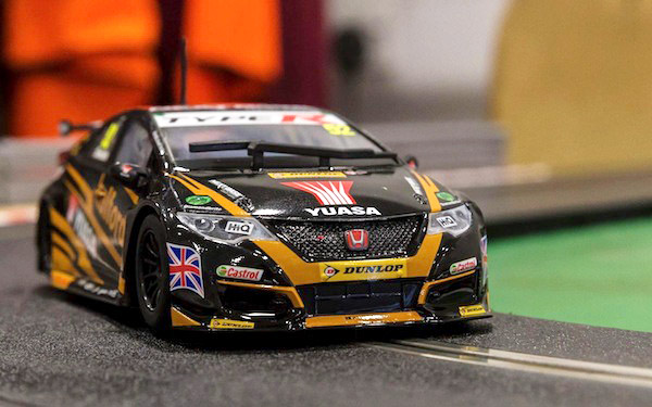 Scalextric C3919 Honda Civic Type R NGTC – BTCC 2017 Gordon Shedden—PRE-ORDER NOW!