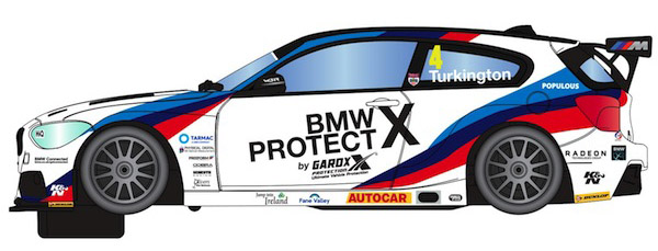 Scalextric C3920 BMW Series 1 NGTC – BTCC 2017 Colin Turkington—PRE-ORDER NOW!