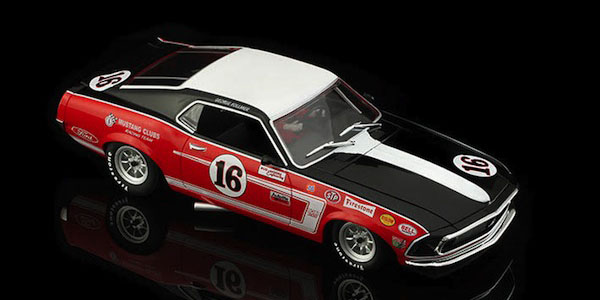 ScaleRacing/BRM073 1:24th scale Mustang Boss 302 #16—PRE-ORDER NOW!