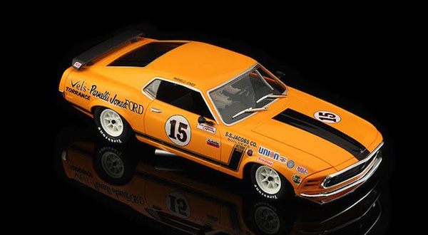 ScaleRacing/BRM075 1:24th scale Mustang Boss 302 #15—PRE-ORDER NOW!