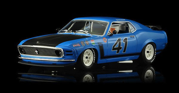 ScaleRacing/BRM076 1:24th scale Mustang Boss 302 #41—PRE-ORDER NOW!