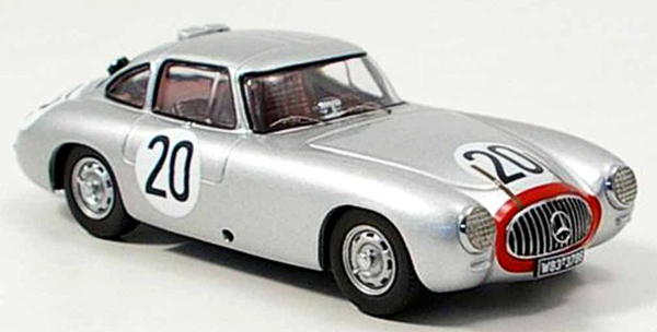 MMK78B Mercedes-Benz 300SL No. 20 Second At Le Mans 1952—PRE-ORDER NOW!