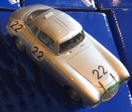 MMK78C Mercedes-Benz 300SL No. 22 Dnf (Generator Failure In Ninth Hour) At Le Mans 1952—PRE-ORDER