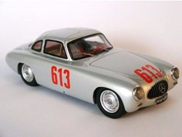 MMK78D Mercedes-Benz 300SL No. 613 Mille Miglia 1952 Fourth Overall—PRE-ORDER NOW!