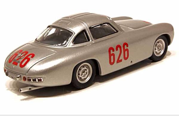 MMK78F Mercedes-Benz 300SL No. 626, Mille Miglia 1952, Dnf