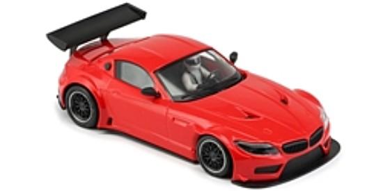 NSR 1194AW BMW Z4 (E89) GT3 RED Test Car