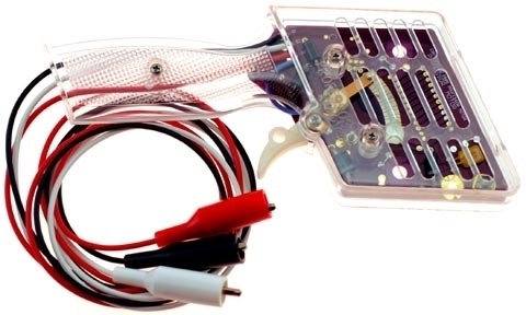 PMTR2140 90 Ohm Resistor Controller W/Alligator Clips (For HO Cars)