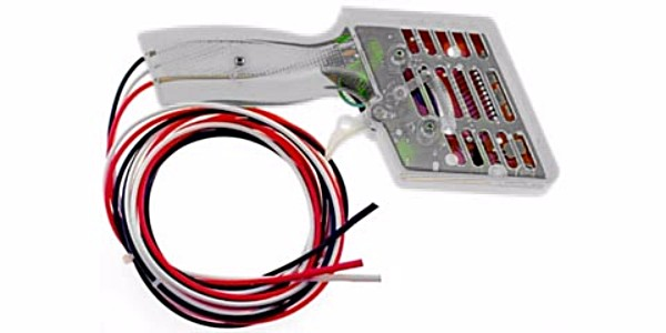 PMTR2143 25 Ohm Resistor Controller W/NO Clips/Boots (For Hi-Amp Motors)