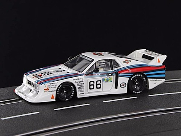 Racer SW54 Lancia Beta Montecarlo Gr.5 Martini Le Mans 24hrs 1981