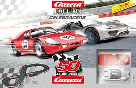 Carrera 25197 Celebracers Race Set