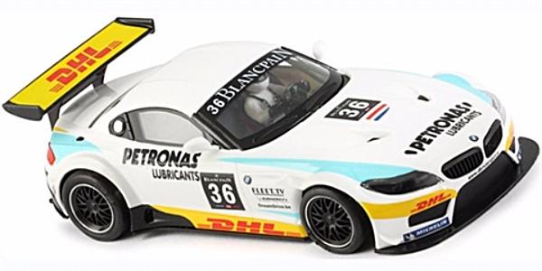 NSR0045AW BMW Z4 Silverstone #36 ANGLEWINDER