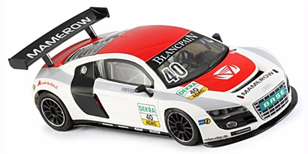 NSR0051AW Audi R8 ADAC GT Masters #40 ANGLEWINDER
