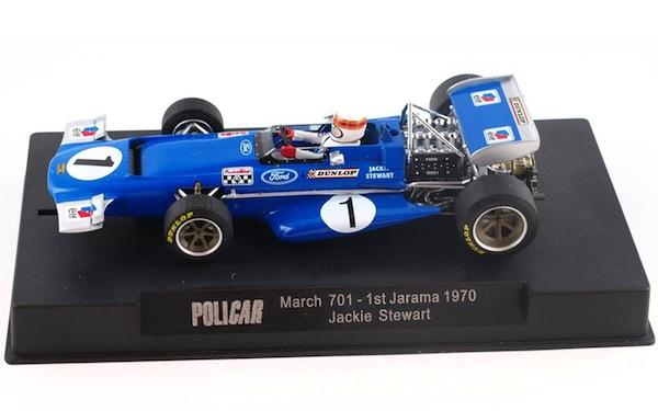 PCAR04B March 701 Jackie Stewart