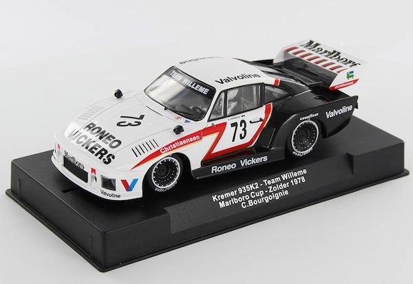 Racer SW55 Kremer 935K2 Team Willeme-Marlboro Cup – Zolder 1978