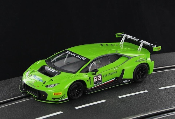 Racer SWCAR01A Lamborghini Huracan GT3, No. 63, 2016 British GT Championship, Spa—PRE-ORDER NOW!