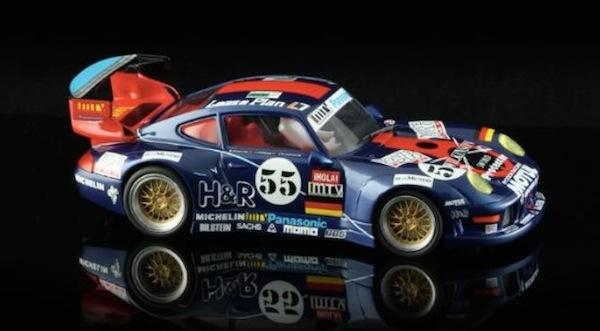 "Revo Slot RS0002 Team Roock Racing 24 Hours Of LeMans 1996 ""Wilkinson Sword"""