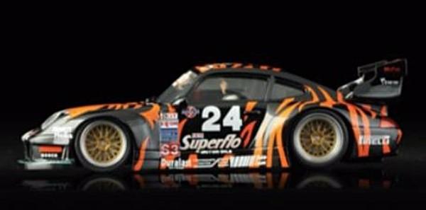 Revo Slot RS0004 Porsche 911 GT2 Tiger Superflo #24 Tim Vargo Sebring 1998