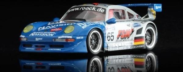 Revo Slot RS0006 Porsche 911 GT2 TSW # 65 Porsche 911 GT2 Team Roock Racing LeMans 1998