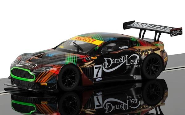 Scalextric C3856 Aston Martin GT3 Tony Quinn Clipsal 500