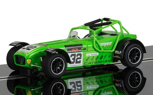 Scalextric C3871 Caterham Superlight Lee Wiggins—PRE-ORDER NOW!