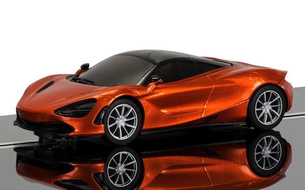 Scalextric C3895 McLaren 720S Azores Orange