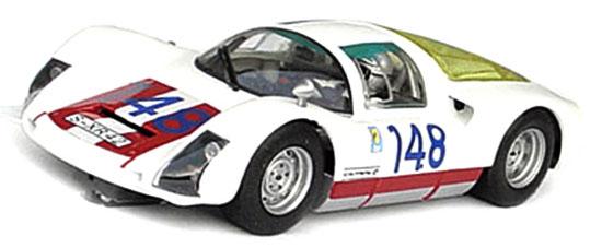 02_Fly A1605 Porsche Carrera 6, Targa Florio 1966