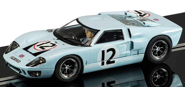 Scalextric C3533 Ford GT40 LeMans 1966