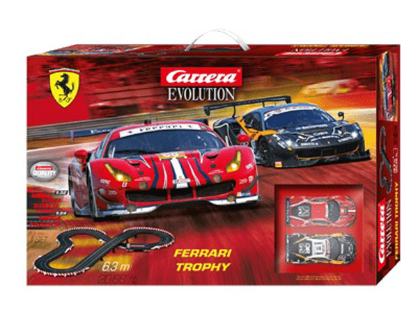 Carrera 25230 Ferrari Trophy Set