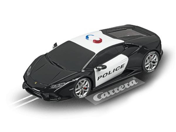 Carrera 30854 Lamborghini Huracán Police Car D132