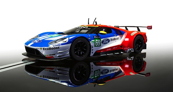 Scalextric C3858 Ford GT – GTE Number 69 LeMans 2016